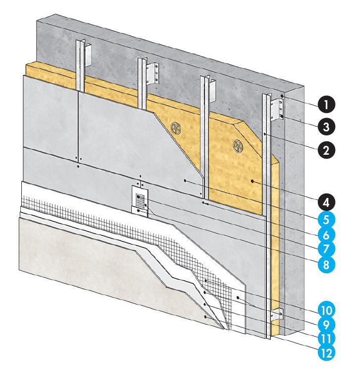 plaque de ciment aquapanel outdoor le bardage rapport. Black Bedroom Furniture Sets. Home Design Ideas