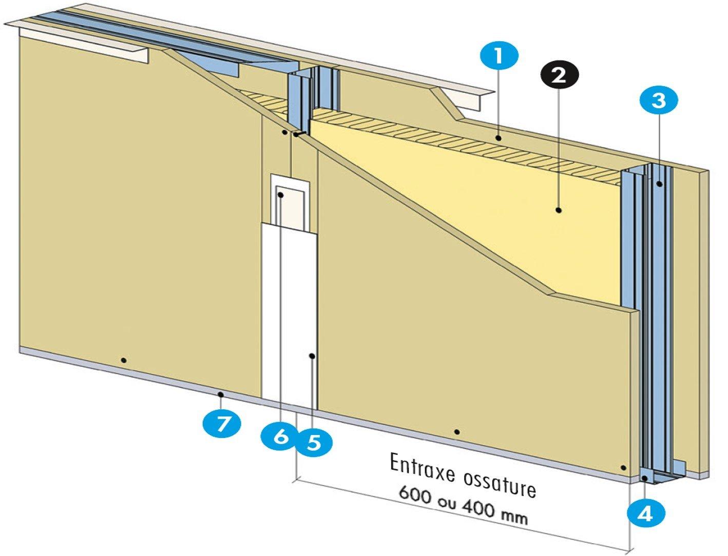 Cloison KHD18-1200