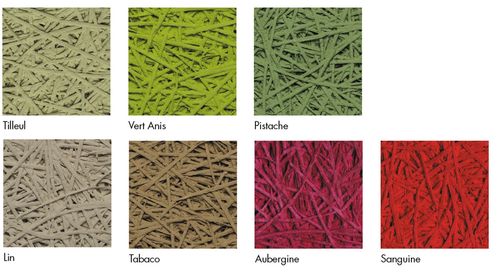 Gamme Colors - Ambiance Natural Life