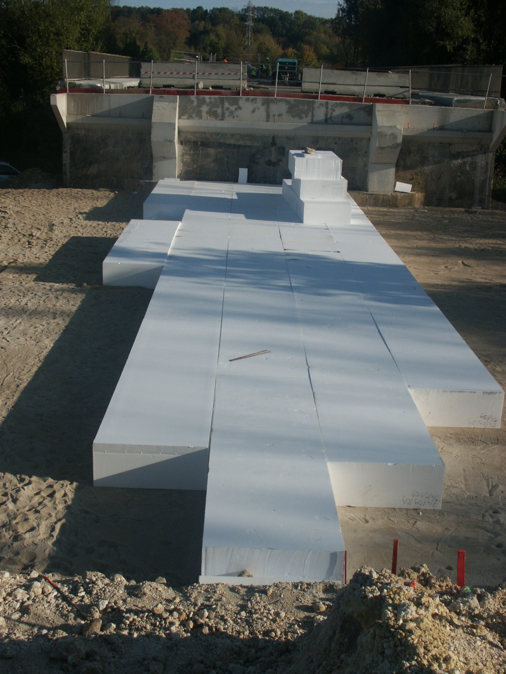 Geofoam - chantier TP (8)