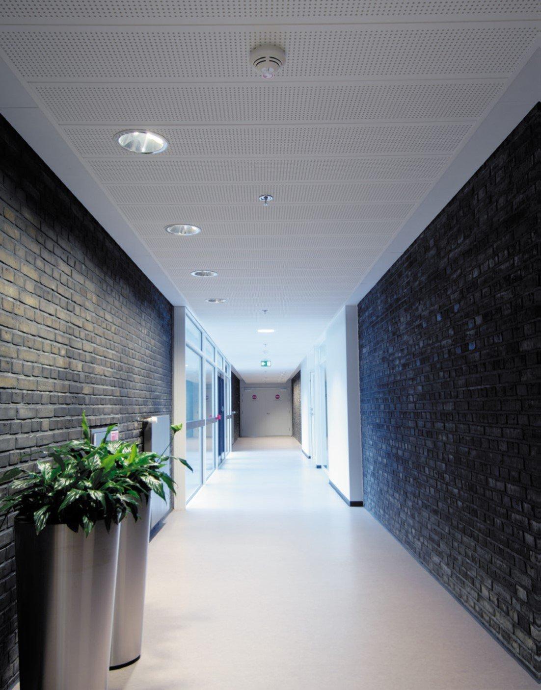 Hôpital privé - Corridor Globe