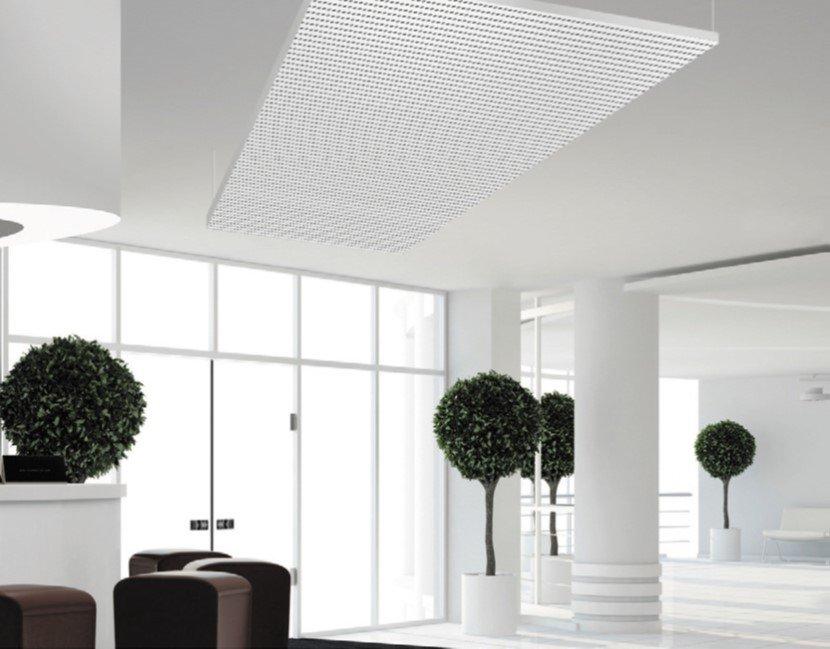 Knauf Cleaneo® Up Blanc 1800