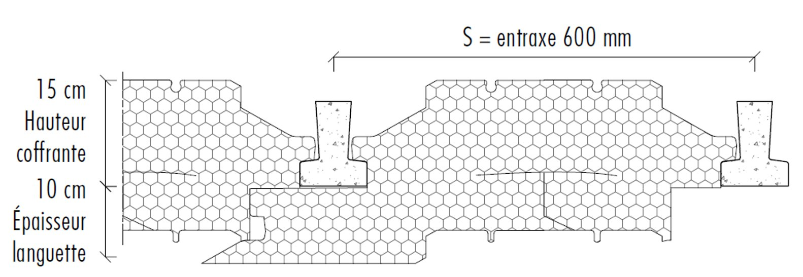 knauf hourdiversel a a se entrevous isolant en vide sanitaire knauf b timent. Black Bedroom Furniture Sets. Home Design Ideas