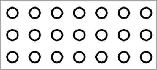 Knauf Sigma - décor Rond