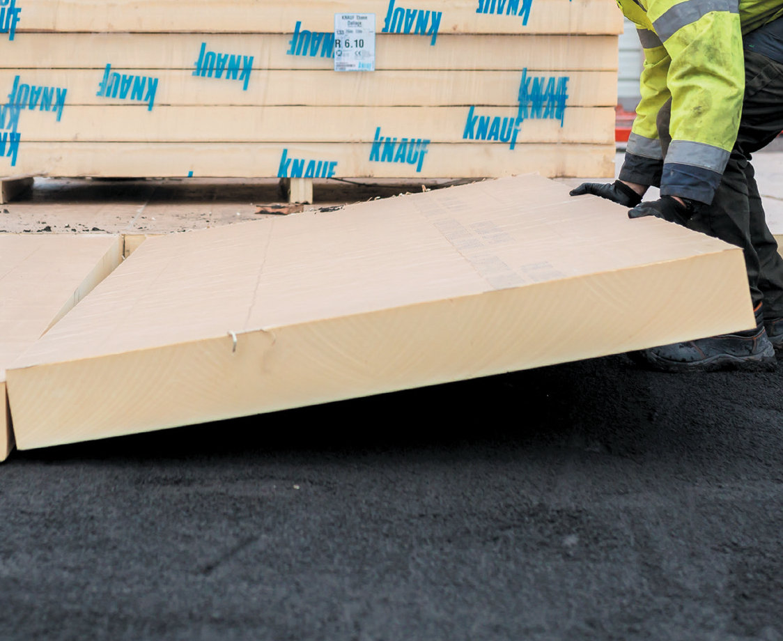 Knauf Thane Dallage