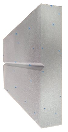 Knauf Therm ITEx Th38 Bossage V blue tracer