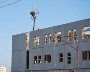 Knauf XTherm Mur-B2i® Rc - chantier 1