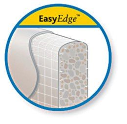Knauf_Aquapanel® Indoor_easy_edge