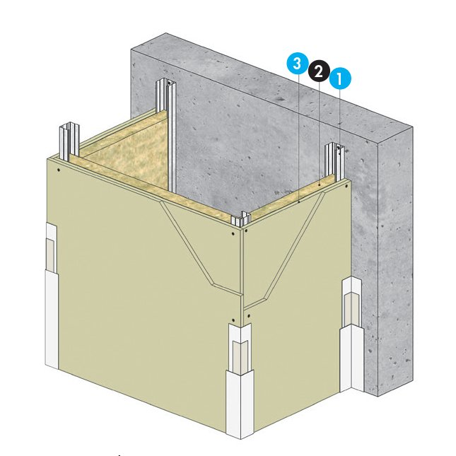 Knauf_Gaine technique CC213