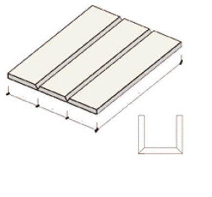 Knauf_Techniplac-V - GAMME 2 entailles