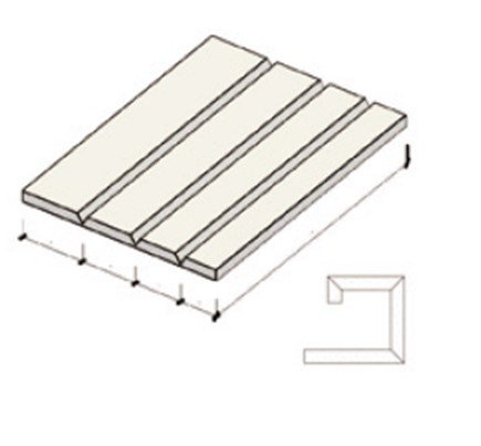 Knauf_Techniplac-V - GAMME 3 entailles
