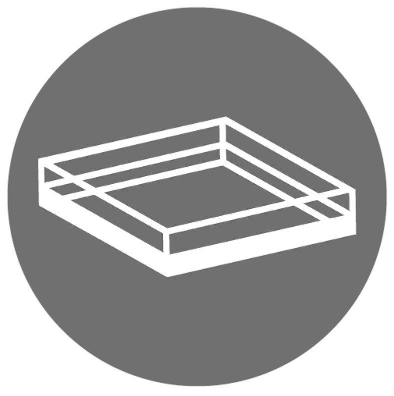 Plafond Knauf Métal - LÉGENDE DES TABLEAUX 2
