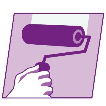 Propaint-Lissage-application rouleau