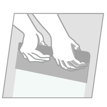 Proplak-Surfacage-application lisseuse