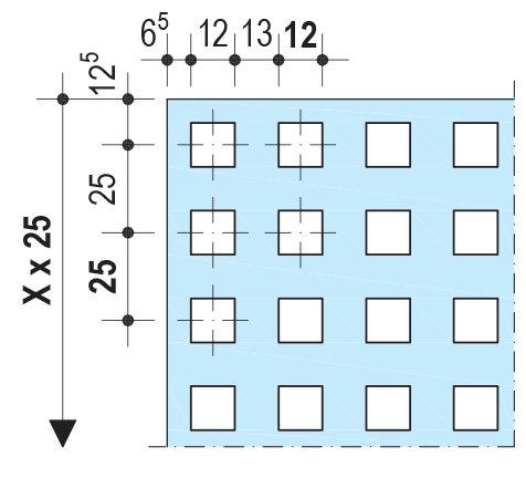 Schéma Delta Quadril 12 25