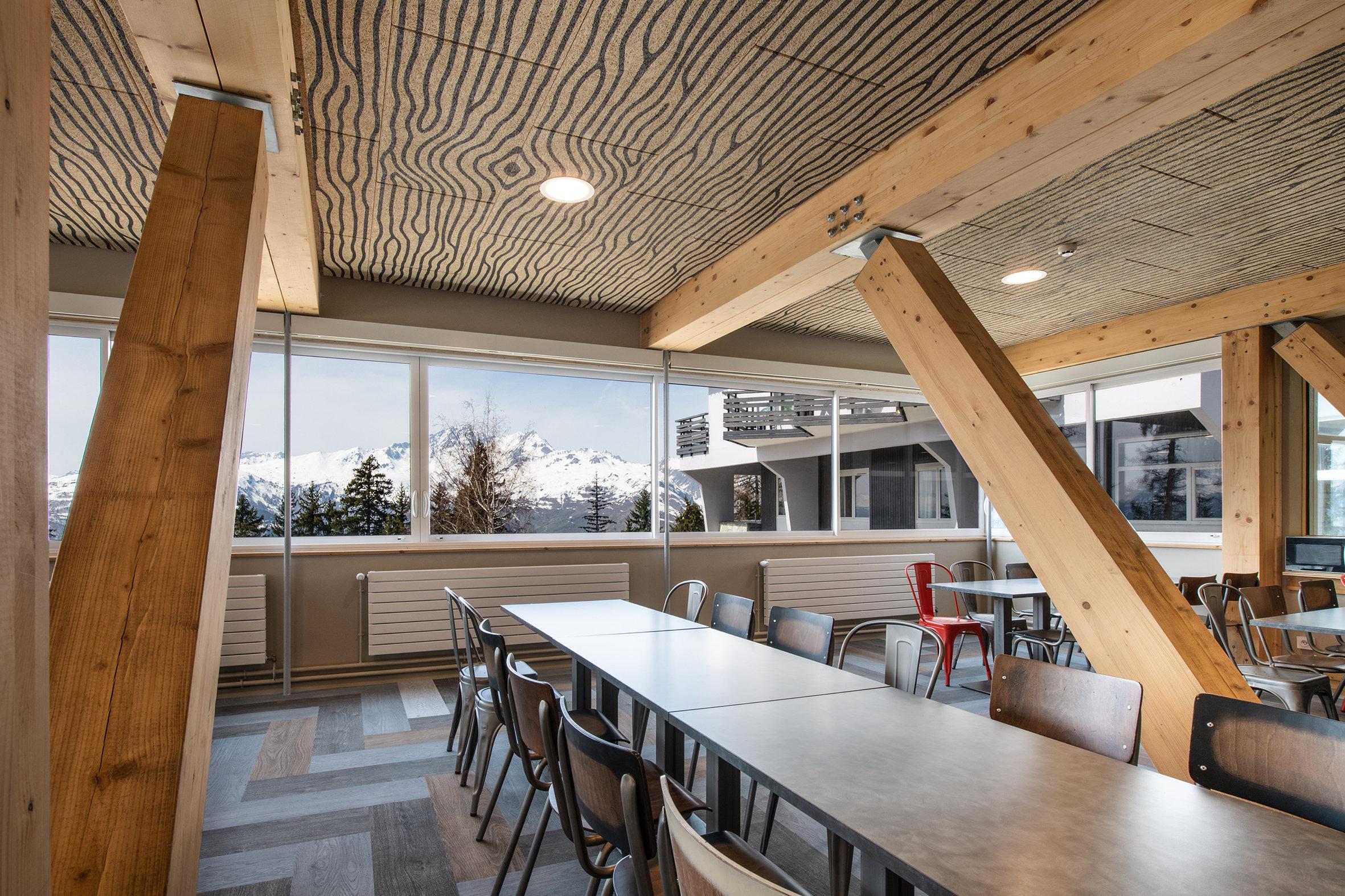 UCPA Les Arcs - Bourg Saint Maurice 73 - Organic et Organic Creative (4)