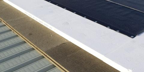 Isolation des toitures support d'étanchéité