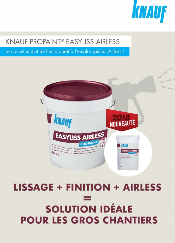 Knauf Propaint® Easyliss Airless