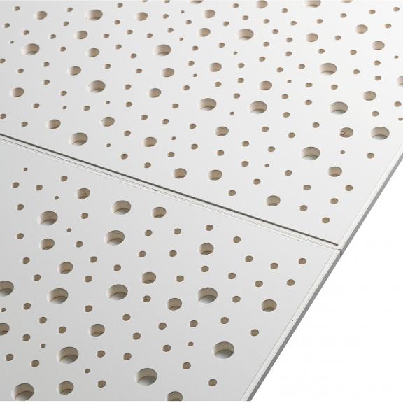 Dalle de plafond démontable Knauf Danoline - Unity 8/15/20 bord E   (Belgravia) – Plafond démontable - Gamme